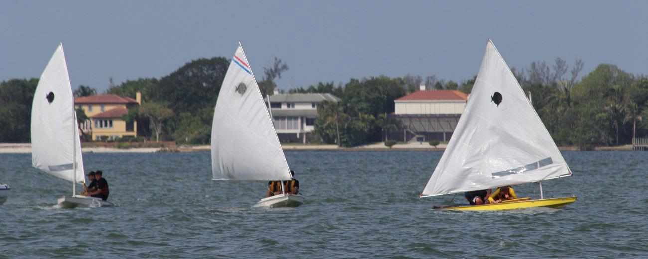 Sailing scooners