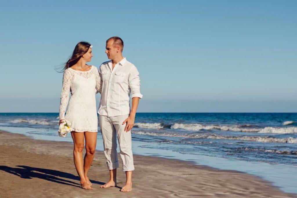 Gopher Rentals - Beach Wedding