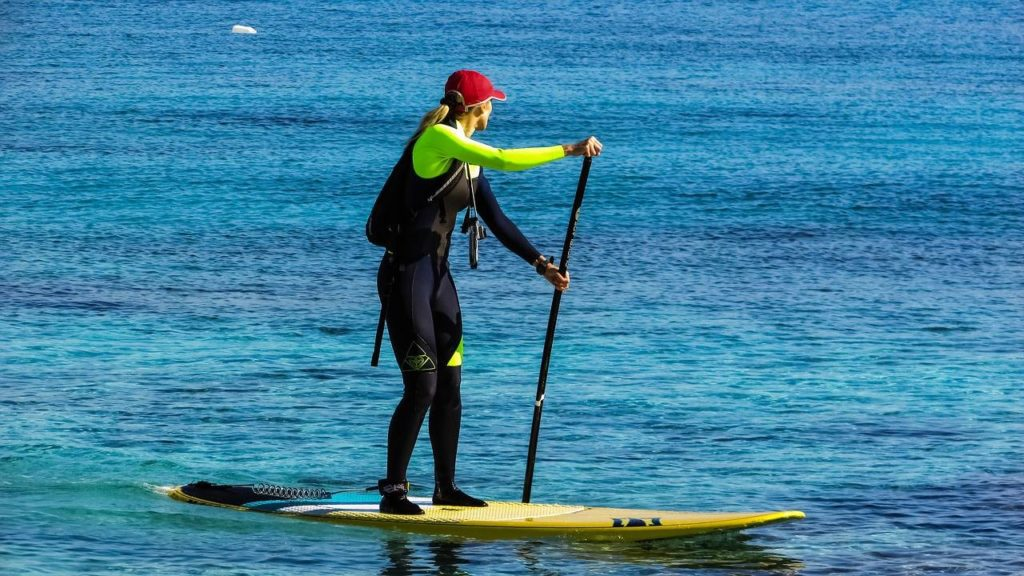 Family-friendly paddleboarding in Sanibel and Captiva Island