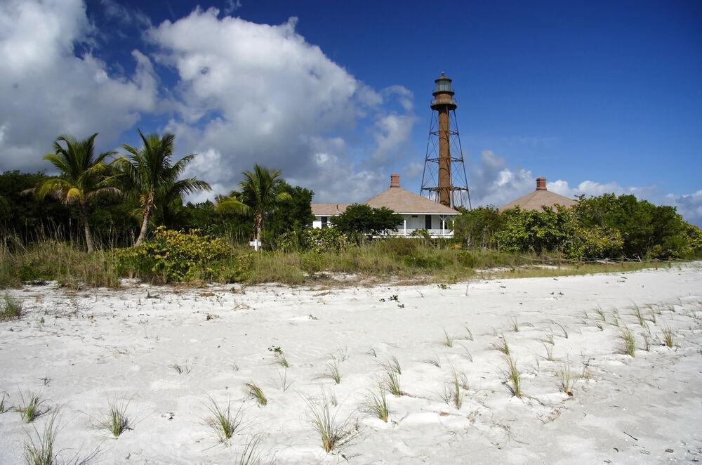 Captiva island historical lighthouse