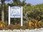 Captiva Island sign